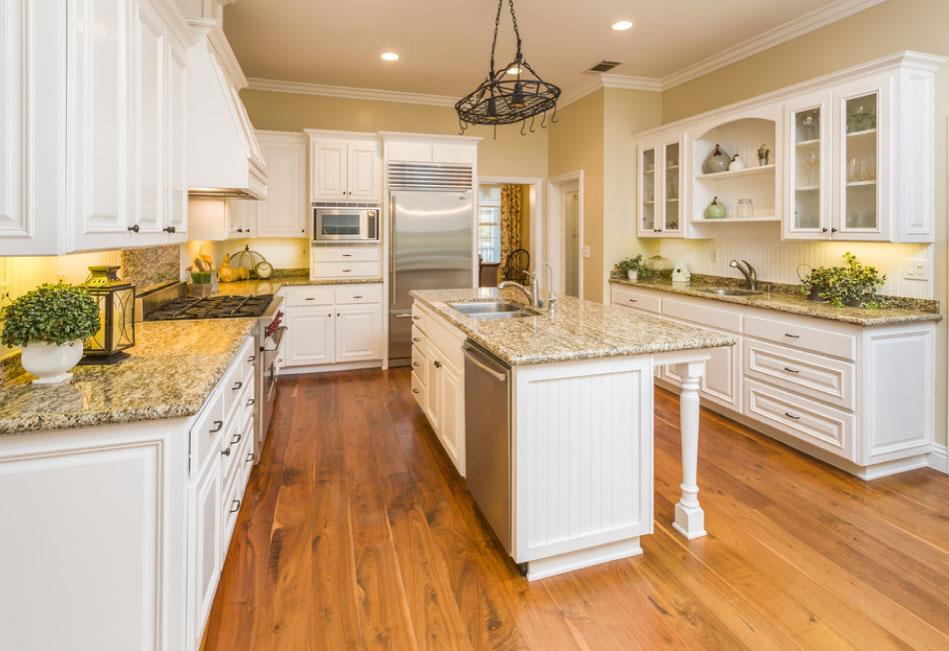 remodelin kitchen room
