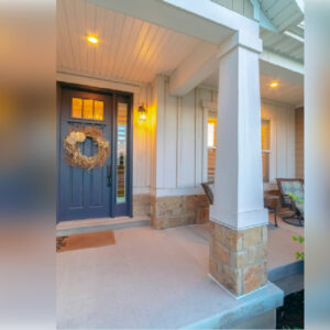 exterior house renovation