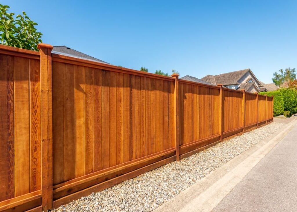 Renovations fences